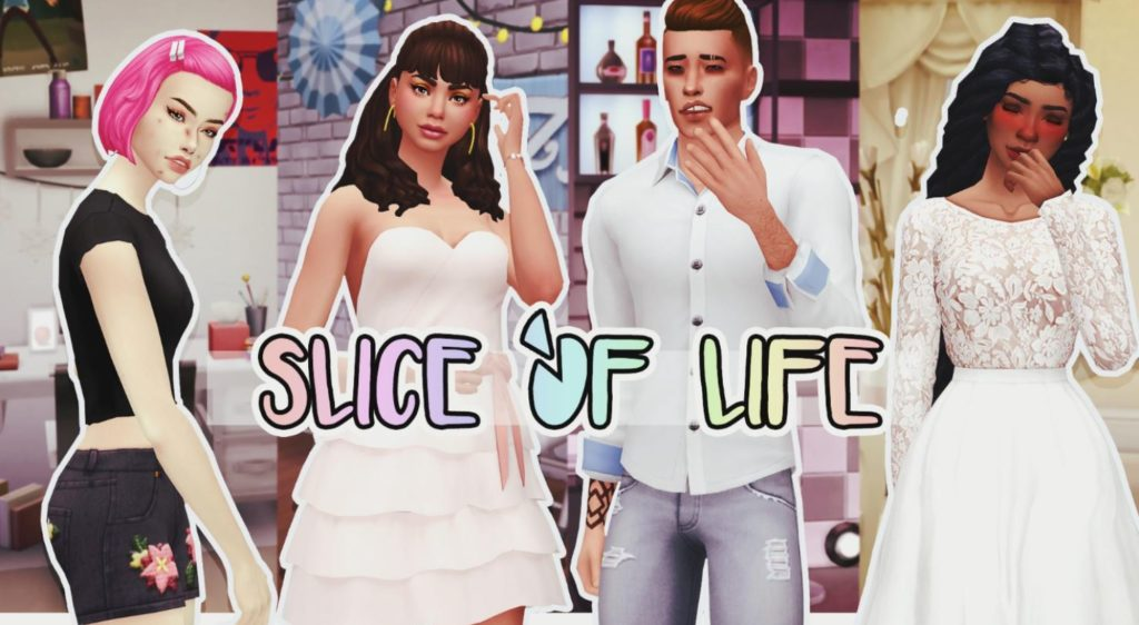Sims 4 Slice of Life Mod | Download(Updated)