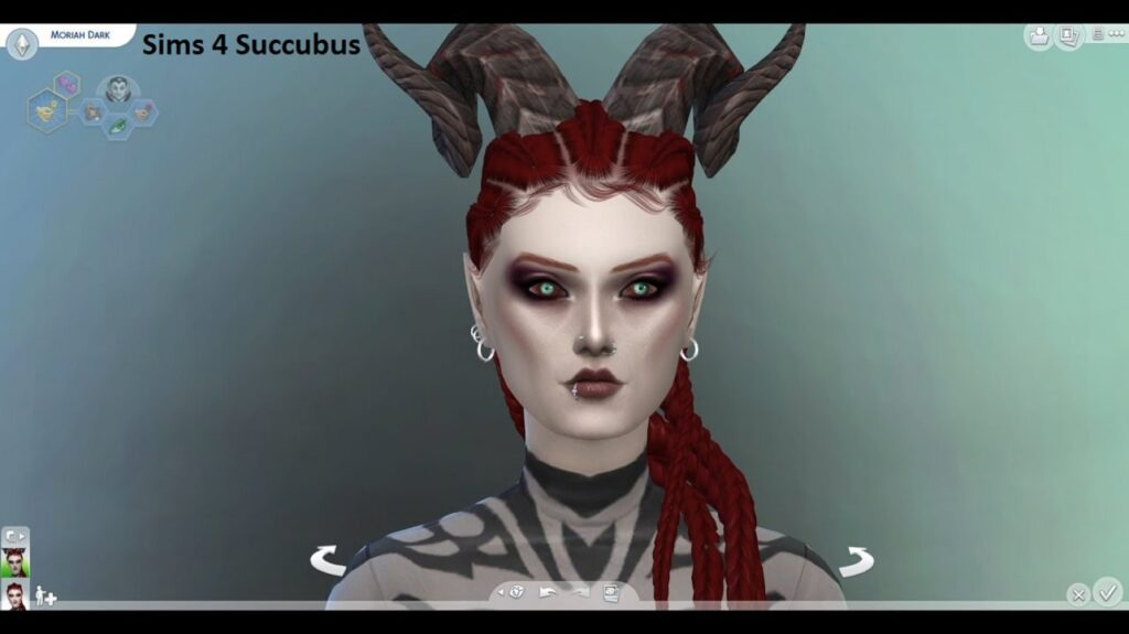 Sims 4 Succubus	| Demon Mod & Occult mod (Download)