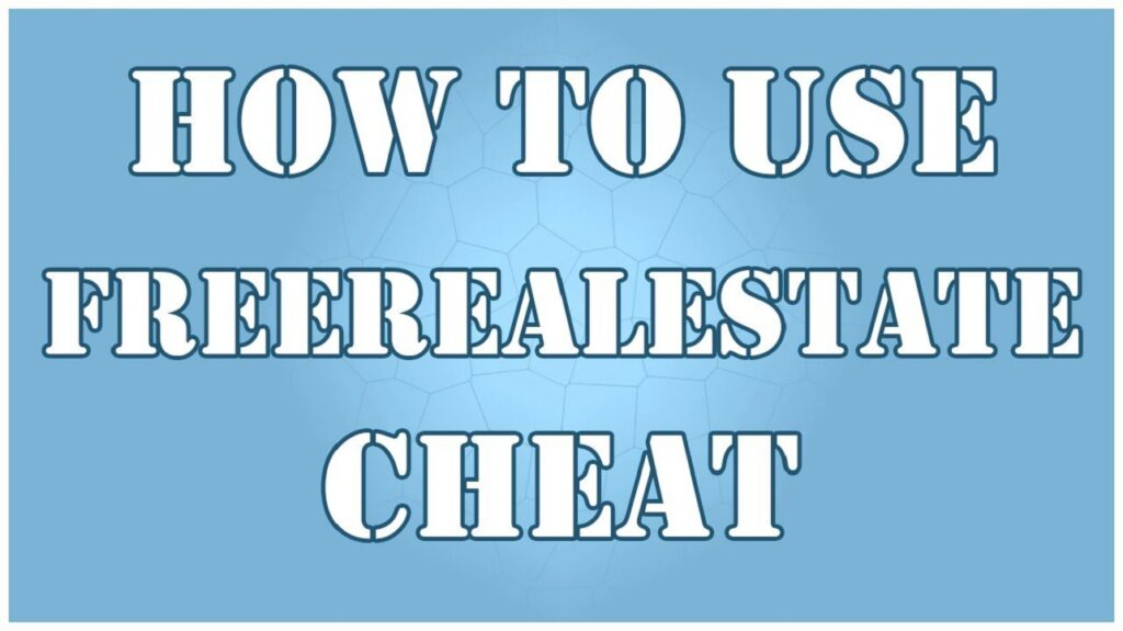 Sims 4 Free Real Estate Cheat (Free Houses Cheat)