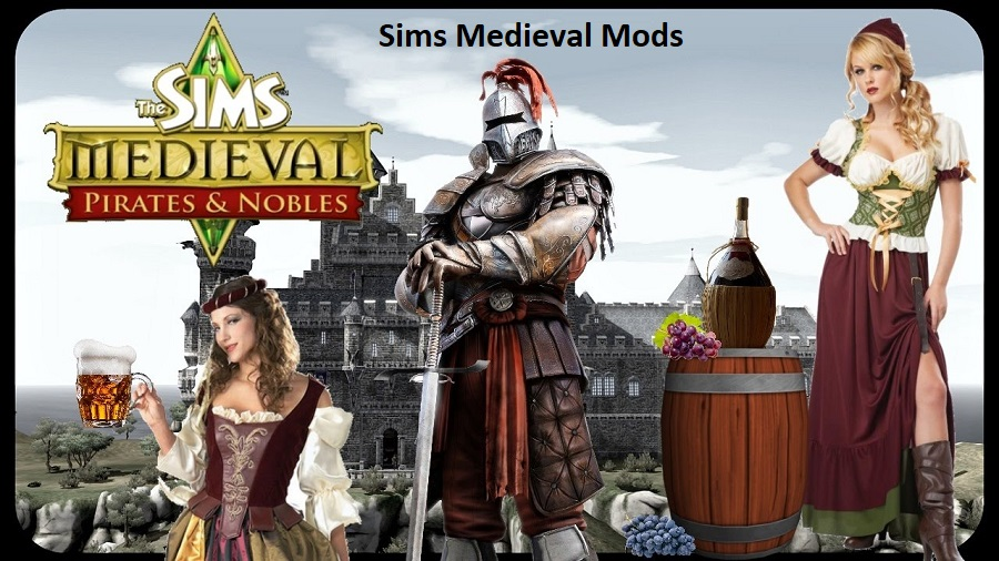 Sims Medieval Mods | Sims 3 - Download (Latest